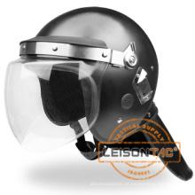 O capacete do motim adota o material estrutural melhorado do PC / ABS