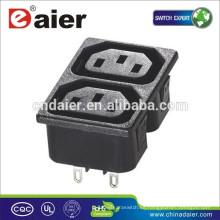 Tomacorriente múltiple / 5 tomacorrientes de salida / interruptor individual