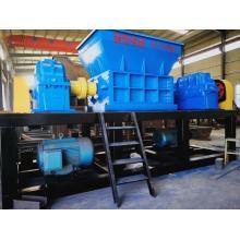 Новая технология оборудования для дробления металлоконструкций