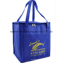 Promotional Custom Non-Woven Insulated Cooler Tote Bag