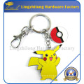 Hot Sale Pokemon Metal Keychain