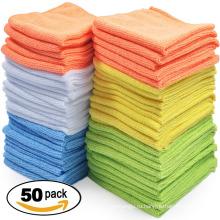 Изготовленная на заказ домашняя кухня микрофибры для очистки полотенце