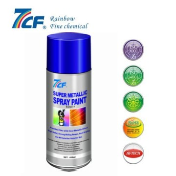 Metall-Effekt-Spray-Farben