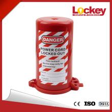 Lockey OEM Pneumatic Lockout ASL04 Gas cylinder tank lockout