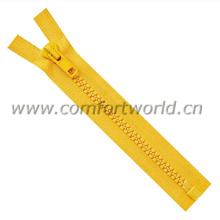 #10 Plastic O/E A/L Resin Zipper