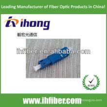 SC Male to LC Female Optical Fiber Hybrid Adapter simplex
