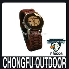Equipo de caza reloj de camping pulsera