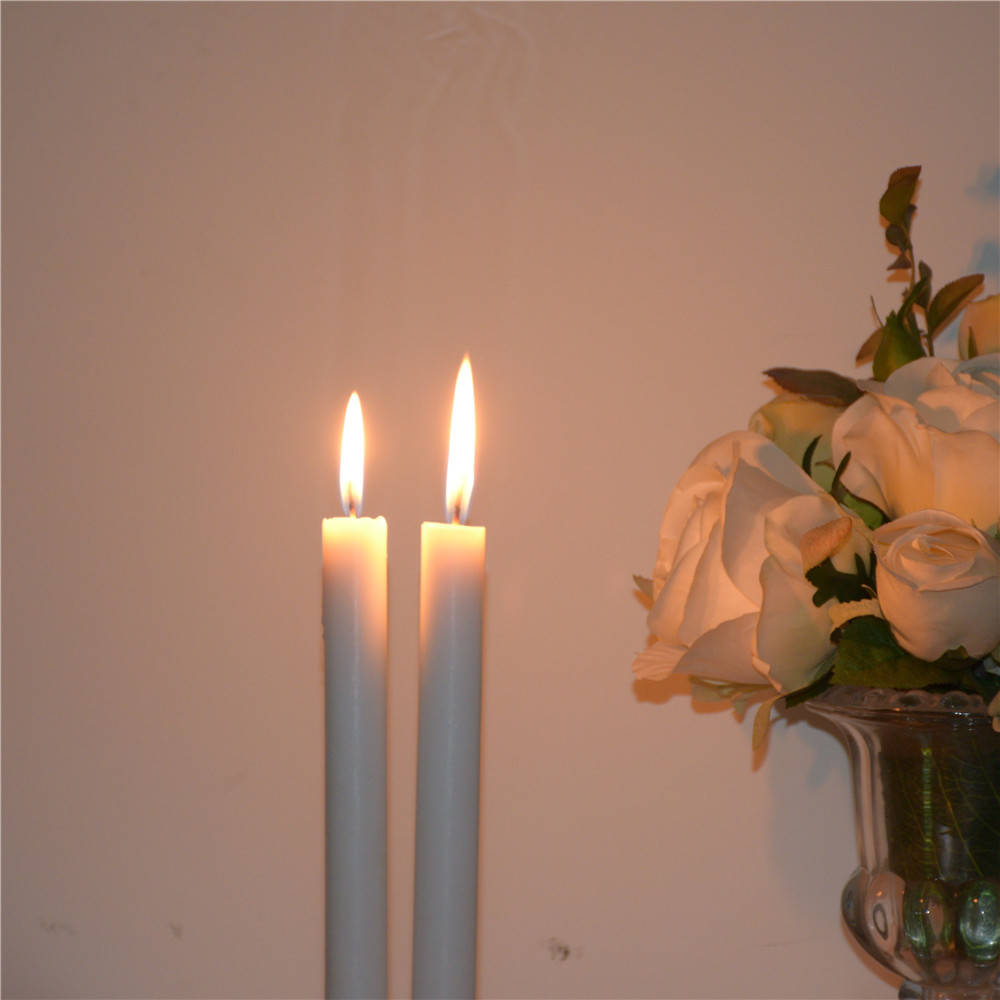 White Candle 25