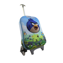 EVA 3D angery oiseau cartoon chariot école sacs sac d'école matière Eva
