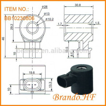 DC12V 11W Solenoid CNG LPG Injector Rail Coil