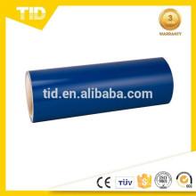 Cobertura reflexiva azul, categoria da propaganda, filme de superfície do ANIMAL DE ESTIMAÇÃO, ASTM D4956.3100