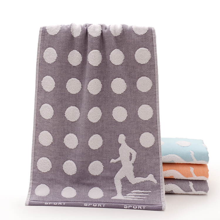 Cotton Fitness Towels