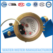 Brass Impulse Transfer Cold Water Meter