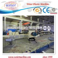 Linha de produção de folha de PVC impermeável