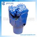 """12 1/4"""" IADC537 TCI Tricone bits para mineração e lubrificação"""