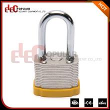 Elecpopular Most Popular Products 34mm Steel Lock Body Laminated Locker Padlock