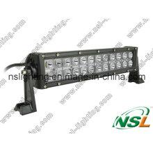 13in 72W LED Work Light Bar Flood&Spot Combo Offroad 4WD Alloy Lamp Fog 10~30V Nsl-7224b-72W