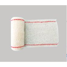 Erste Hilfe Medizinische sterile elastische Baumwolle PBT Bandage