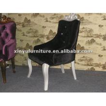 Armrest cadeira de madeira maciça XYD073