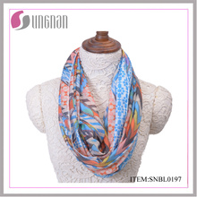 2016 Ethical y Vintage Fresh Ladies Cotton Infinity Scarf