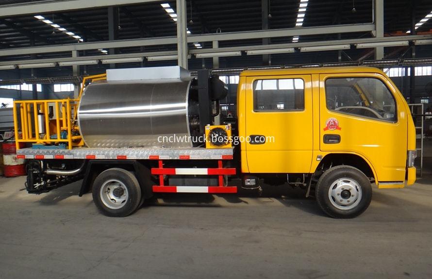 bitumen sprayer engine 1