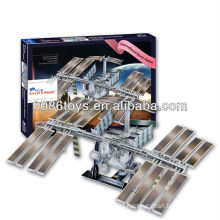 International Space Station Souvenir Models of Buildings World Architecture 3D Puzzle