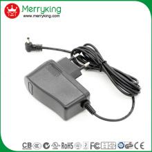15.6W Universal AC / DC Adapter für 24V650mA Schaltnetzteil Black Ce Cert