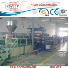 400mm 600mm Extrusora PVC Sheet Edge Banding Production Machine Line