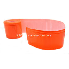Red Reflective Material for Making Safety Vest