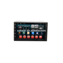 Quad Core Android, deckles Autoradio mit GPS, Bluetooth, PIP, Spiele, Dual Zone, Lenkradsteuerung