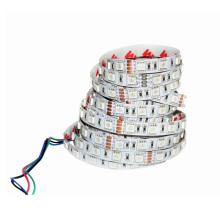DMX programmable led strip 5050 rgb CE/ROHS rgb led strip light led strip light 5050 rgb