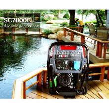 china supplier small silent generator diesel