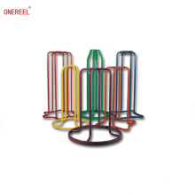 Steel wire coiler for wire and cable