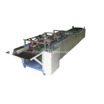 machine de fermeture de fond de colle froide