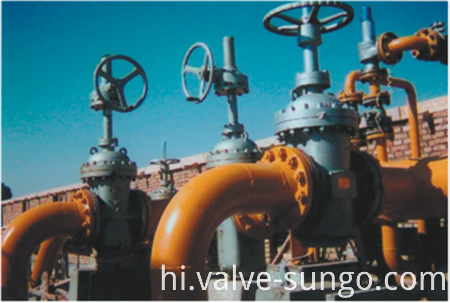3 Way Type Ball Valve