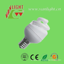 Série complète en spirale CFL lampes Energy Saver (VLC-FST2-3W-E14)