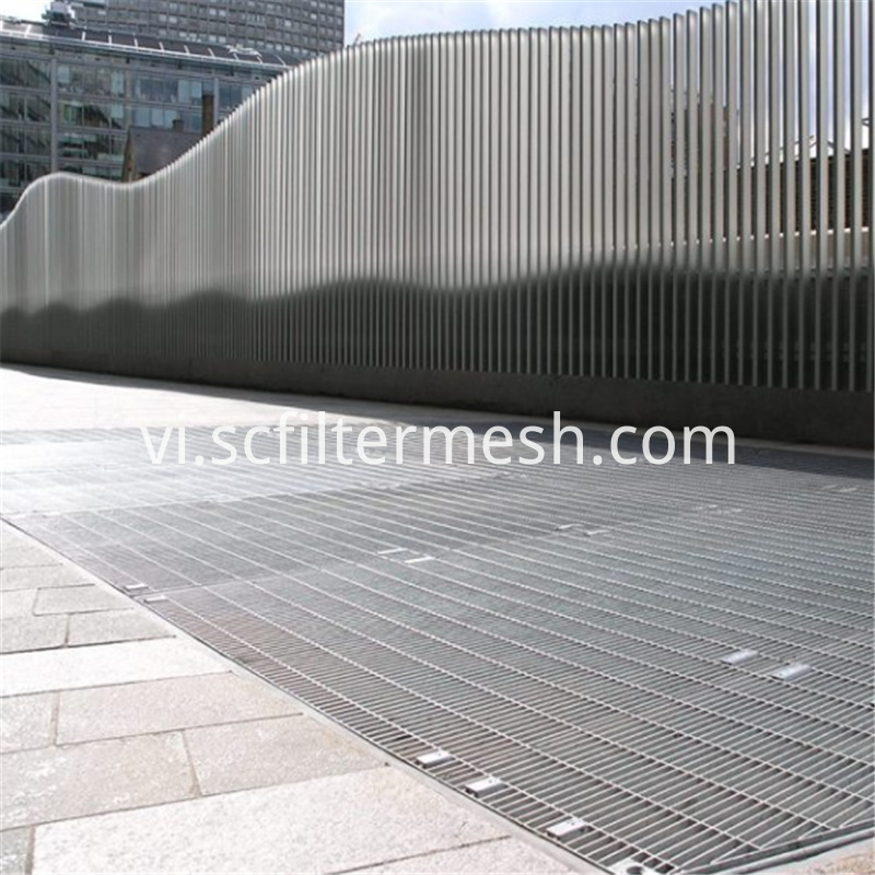 Heavy Duty Galvanized Grating