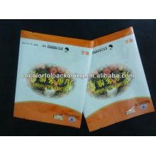 Sacos de embalagem de cereais nutritivos instantâneos