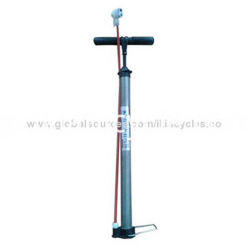 Alloy Bicycle Air Pump