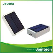 Longa vida útil da bateria GPS Tracker com painel solar