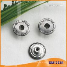 Boutons en métal Boutons personnalisés Jean BM1353