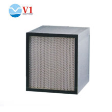 High Efficiency heap Panel Air Filter