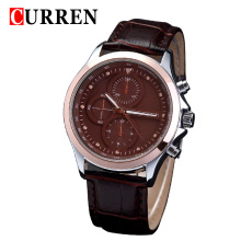 curren diamant maitre hommes regardent montre japonais Movt quartz
