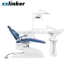 LK-A11 2017 Types de pièces et de fonctions de chaises dentaires de taille standard