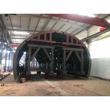 Concrete Casting Tunnel Bekisting Subway Trolley
