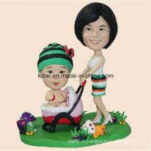 Мультфильм ПВХ винил Customed Дети Пластиковые игрушки Китай ICTI утвержден