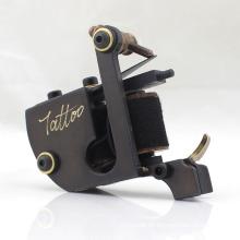 La nueva ametralladora del tatuaje de la alta calidad 2013 para el trazador de líneas o Shader 14-Envuelve la fuente de las bobinas que envía libremente