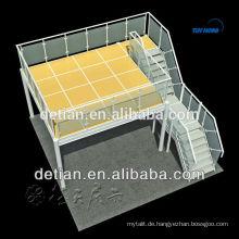 Shanghai expo constructor anpassen Ausstellungsstand Doppelgeschoss Ausstellung, konstruieren zweistöckigen Stand