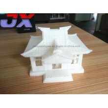 High Precision Custom Plastic Parts SLA SLS 3D Printing