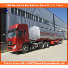 40000 Liters Oil Tanker Semi Trailer with Dongfeng Cummins Tractor